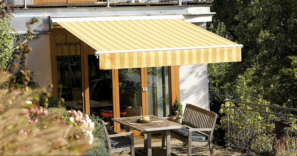 Stores Bannes Terrasse Wo&Wo GREEN FERMETURES