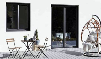 Vignette Portes Fenêtres GREEN FERMETURES